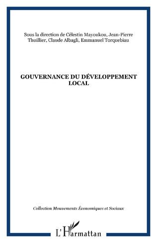 Couverture Gouvernance du développement local
