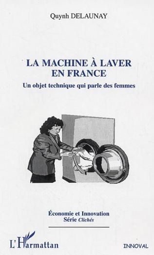 Couverture La machine à laver en France