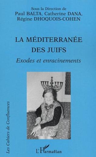 Couverture La Méditerranée des Juifs