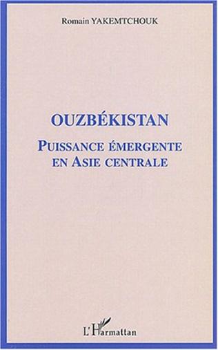 Couverture OUZBEKISTAN