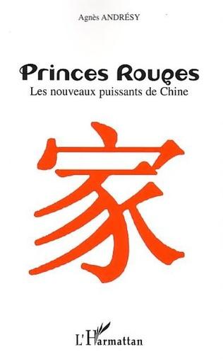 Couverture Princes rouges