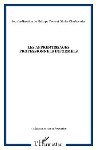 Couverture Apprentissages informels, management et collectifs de travail Résultats de l'enquête strat