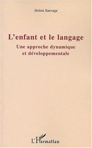 Couverture L'enfant et le langage
