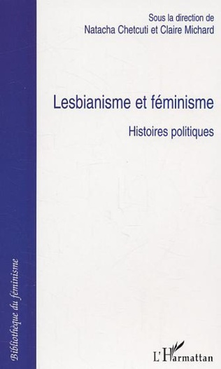 Couverture Lesbianisme et féminisme