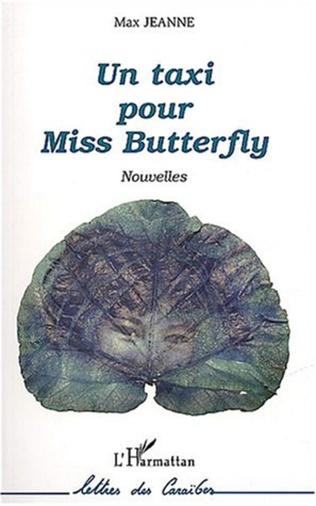 Couverture Un taxi pour Miss Butterfly