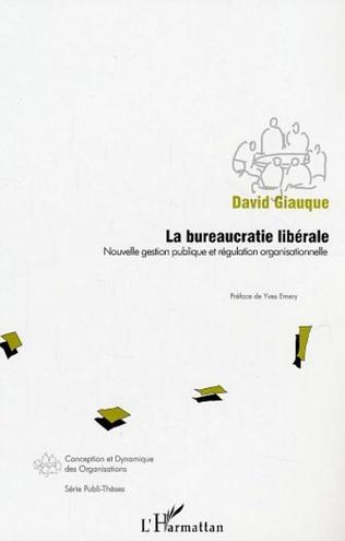 Couverture La bureaucratie libérale