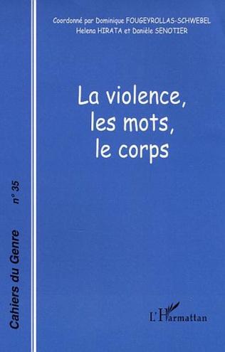 Couverture Violence, les mots, le corps