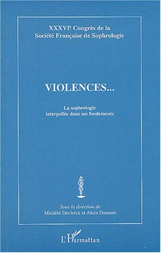 Couverture VIOLENCES