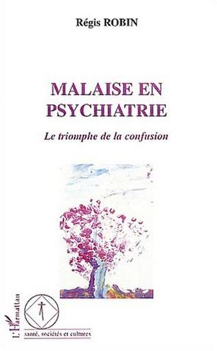 Couverture MALAISE EN PSYCHIATRIE