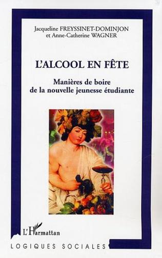 Couverture L'ALCOOL EN FÊTE