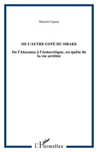 Couverture De l'autre coté du Drake