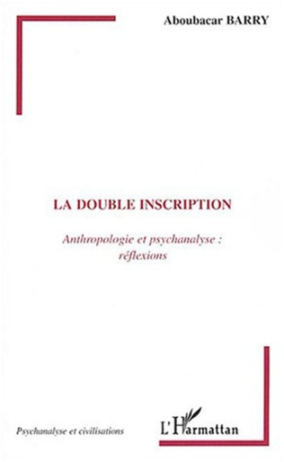 Couverture La double inscription