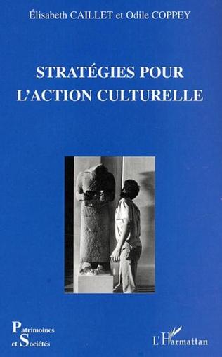 Couverture Stratégies pour l'action culturelle