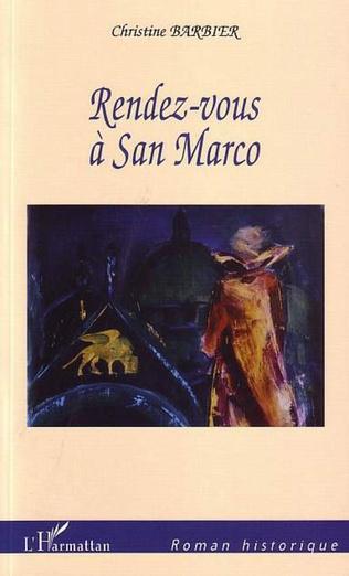 Couverture Rendez-Vous à San Marco