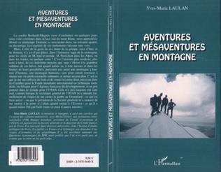 Couverture Aventures et mésaventures en montagne