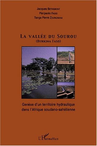 Couverture La vallée du Sourou (Burkina Faso)