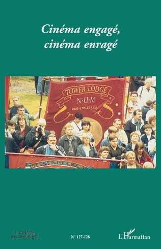 Couverture Cinéma engagé, cinéma enragé
