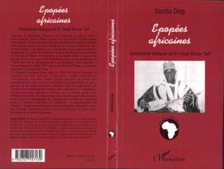 Couverture Epopées africaines