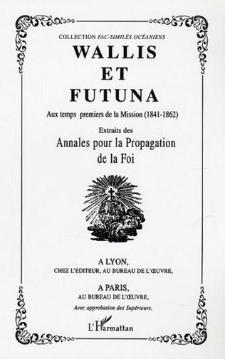 Couverture Wallis et Futuna