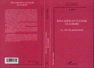Couverture Education et culture en Europe