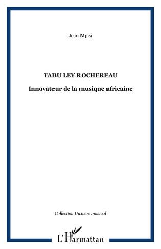 Couverture Tabu Ley Rochereau