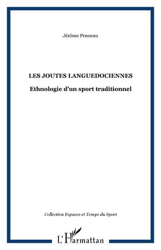 Couverture Les joutes languedociennes