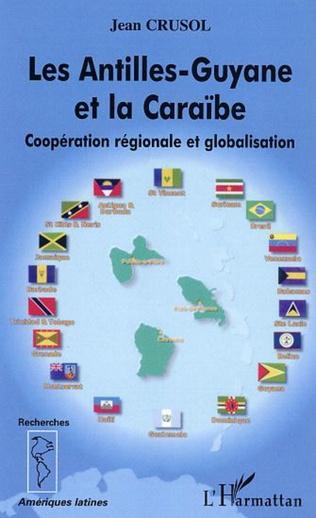 Couverture Les Antilles-Guyane et la Caraïbe