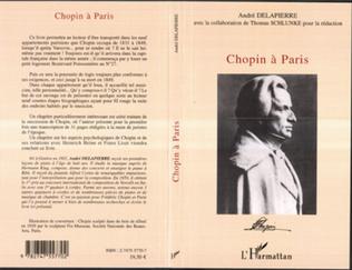 Couverture Chopin à Paris