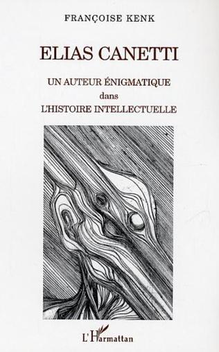 Couverture Elias Canetti