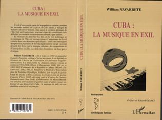 Couverture Cuba la musique en exil