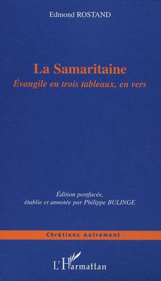Couverture La Samaritaine