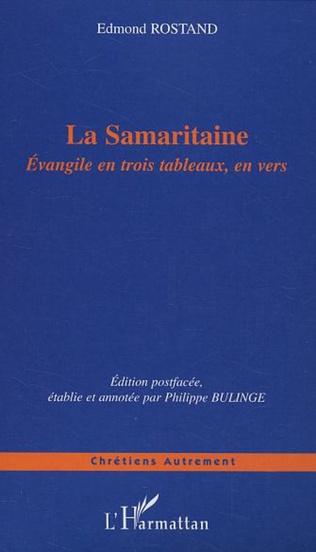 Couverture La Samaritaine