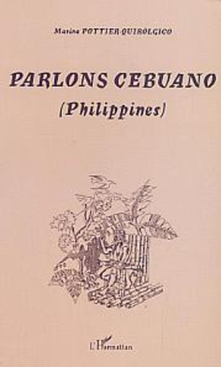 Couverture Parlons Cebuano (Philippines)