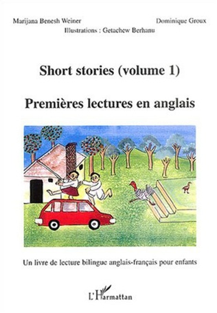 Couverture Short stories ( volume 1)