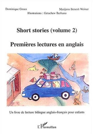 Couverture Short stories (volume 2)