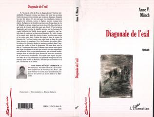 Couverture Diagonale de l'exil