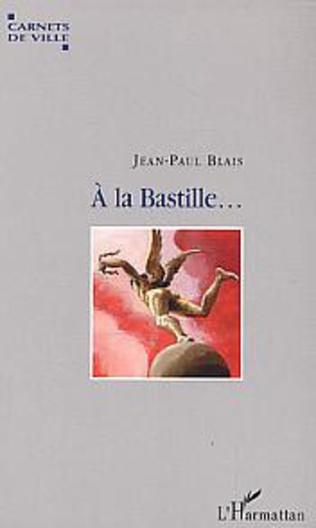 Couverture A la Bastille