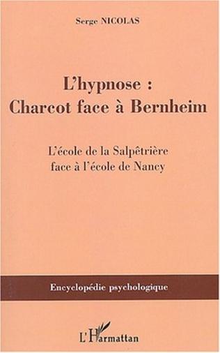 Couverture L'hypnose