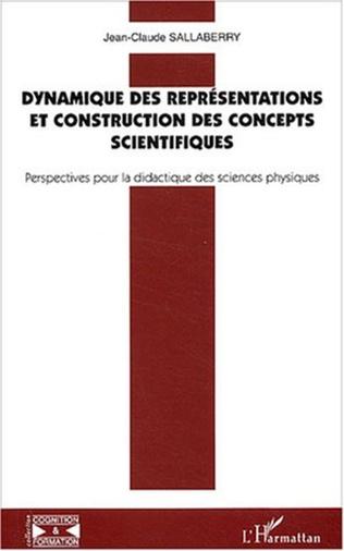 Couverture Dynamique des représentations et construction des concepts scientifiques