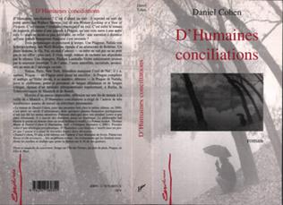 Couverture D'HUMAINES CONCILIATIONS