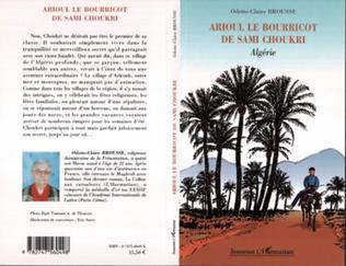 Couverture Arioul le bourricot de Sami Choukri