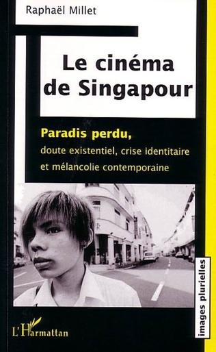 Couverture Le cinéma de Singapour