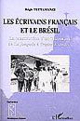 Couverture Les écrivains français et le Brésil