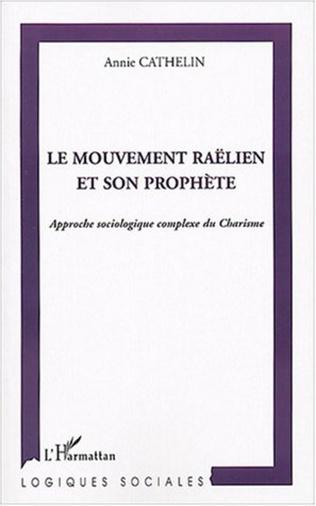 Couverture Le mouvement raëlien et son prophète