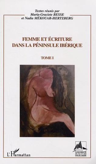 Couverture Femme et écriture dans la péninsule ibérique