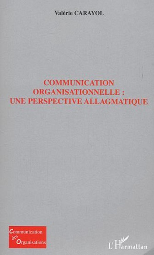 Couverture Communication organisationelle