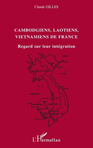 Couverture Cambodgiens, Laotiens, Vietnamiens de France
