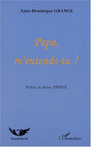 Couverture Papa, m'entends-tu ?