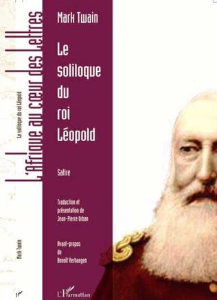 Couverture Le soliloque du roi Léopold
