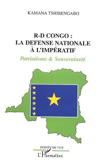 Couverture République Démocratique du Congo : la défense nationale à l'impératif